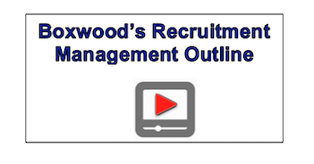 Video, Boxwood Strategies Recruitment Outline
