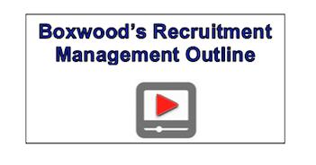 Video, Boxwood Strategies Recruitment Outline