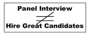 Are panel interviews the right way to hire